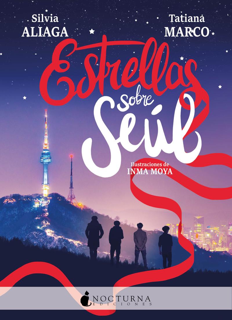 ESTRELLAS SOBRE SEUL: portada