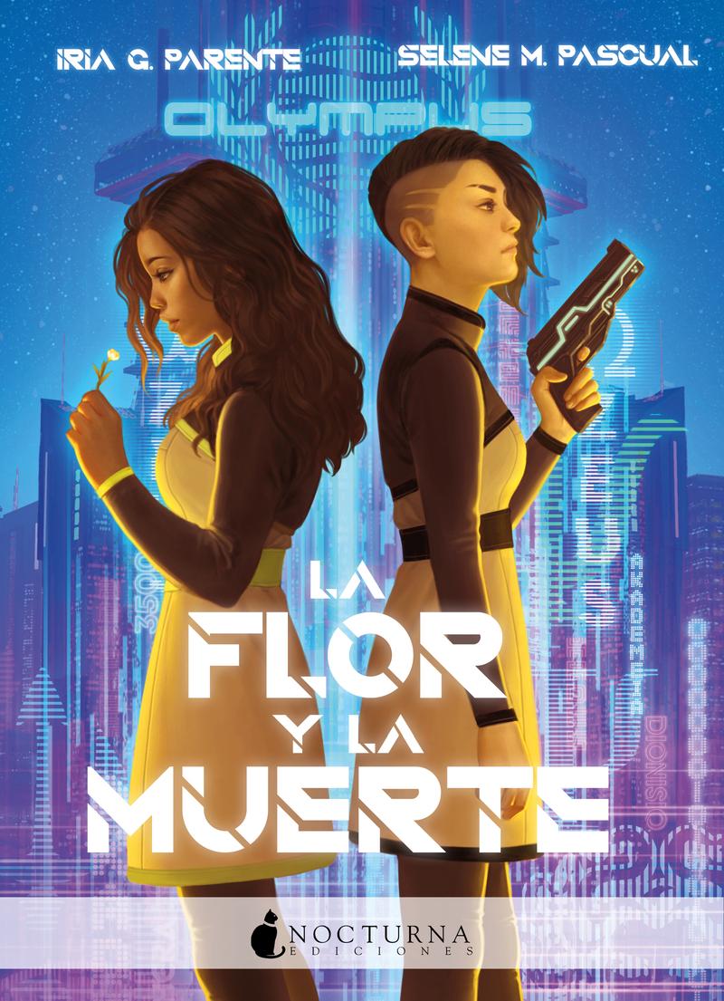 FLOR Y LA MUERTE,LA: portada