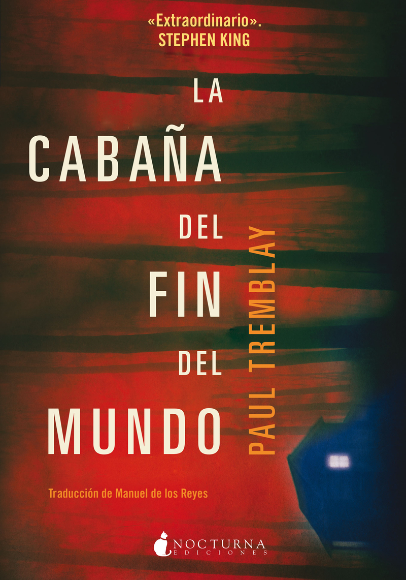 CABAÑA DEL FIN DEL MUNDO,LA: portada