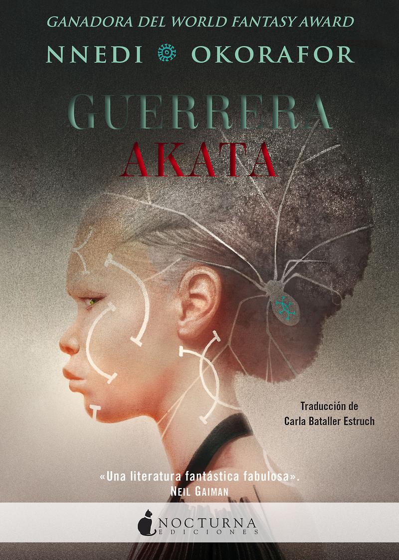 GUERRERA AKATA: portada
