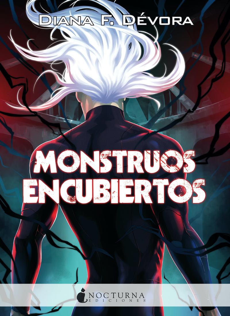 MONSTRUOS ENCUBIERTOS: portada