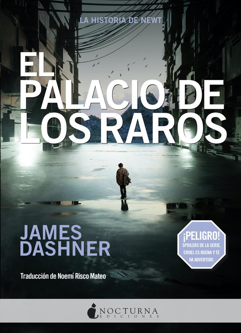 PALACIO DE LOS RAROS,EL: portada