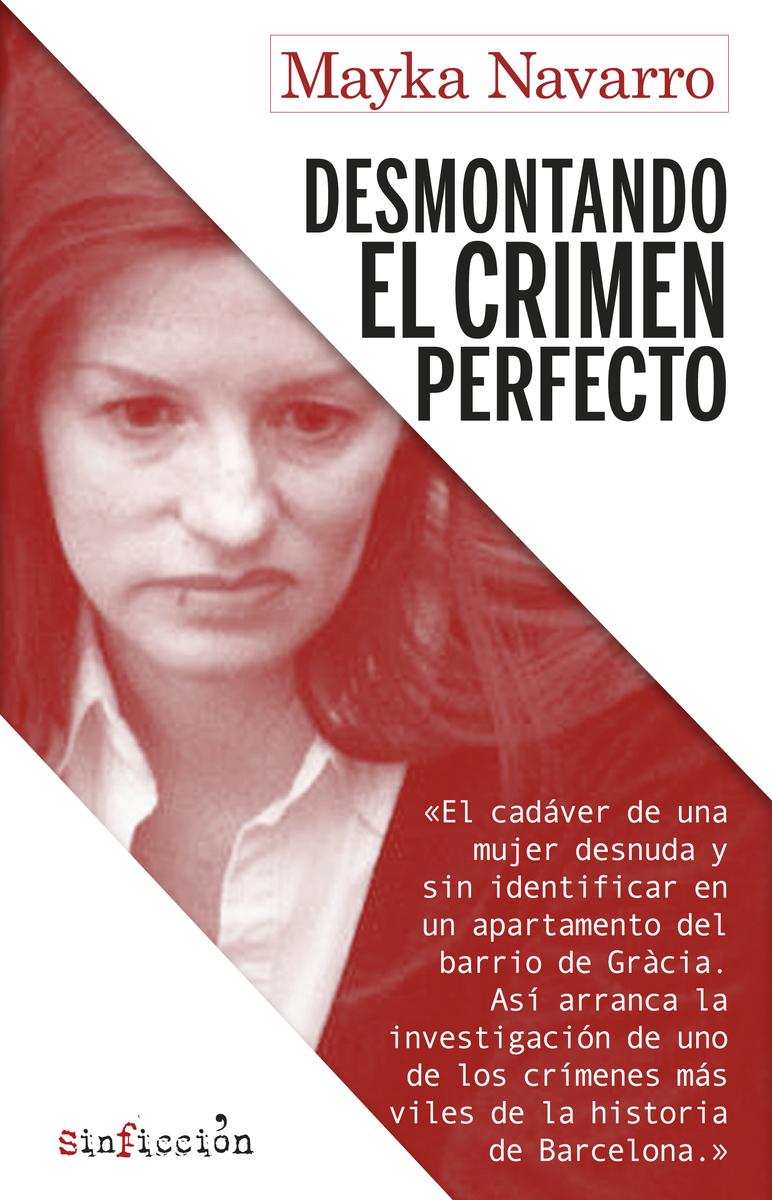 Desmontando el crimen perfecto: portada