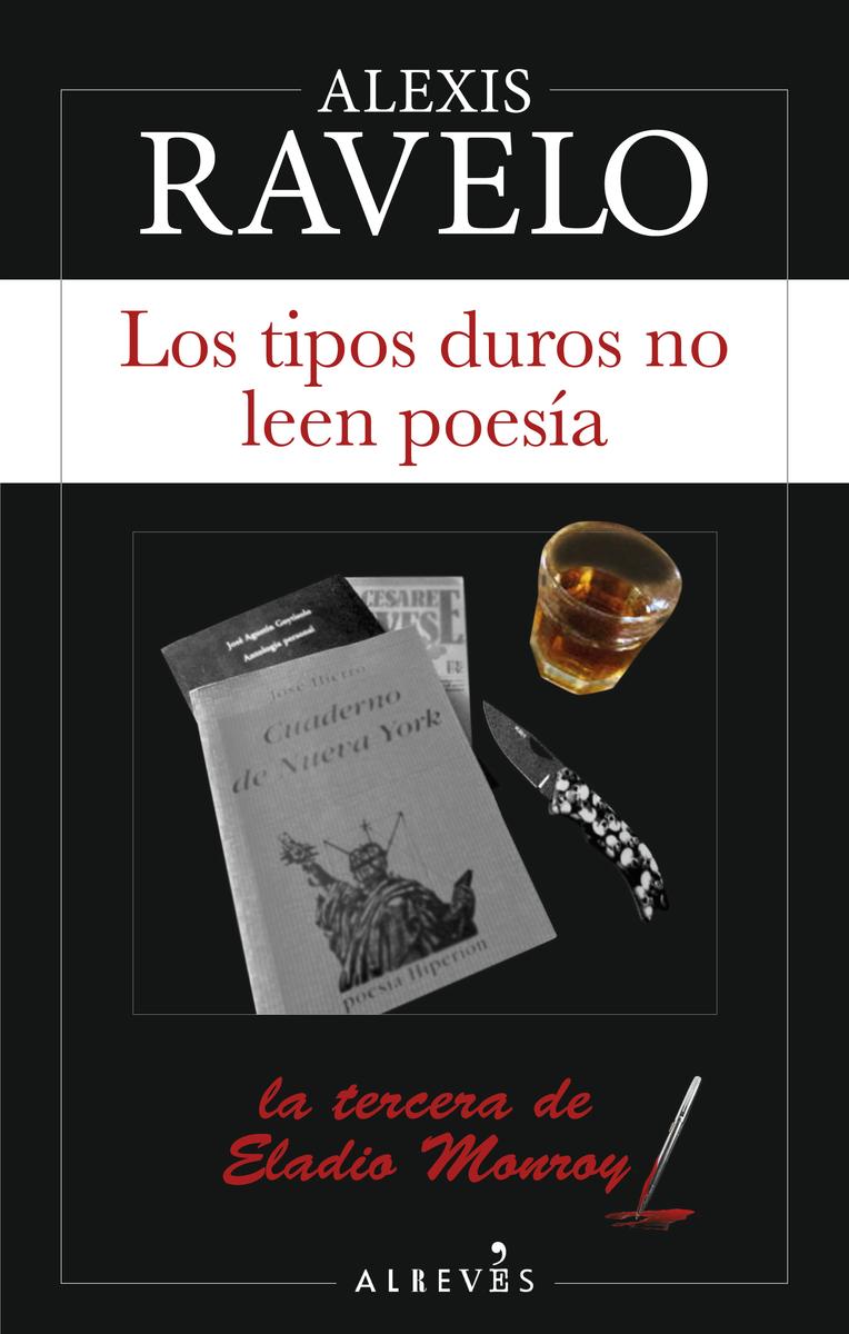 Los tipos duros no leen poesía: portada