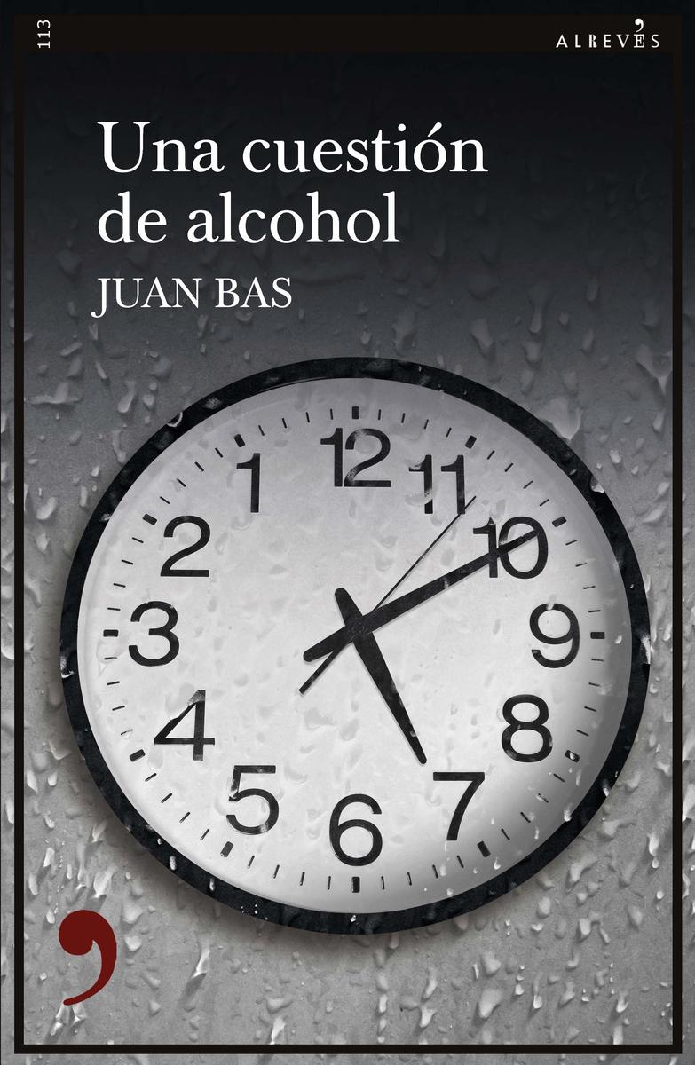 Una cuestión de alcohol: portada