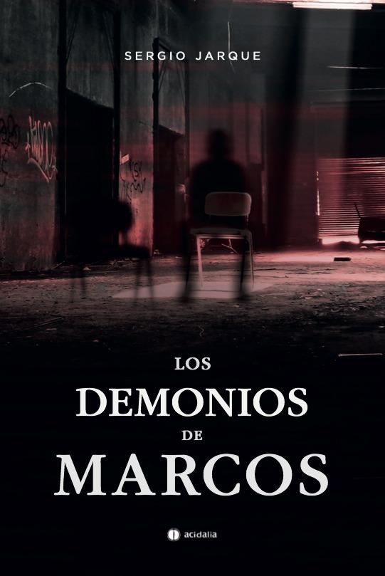 Los demonios de Marcos: portada