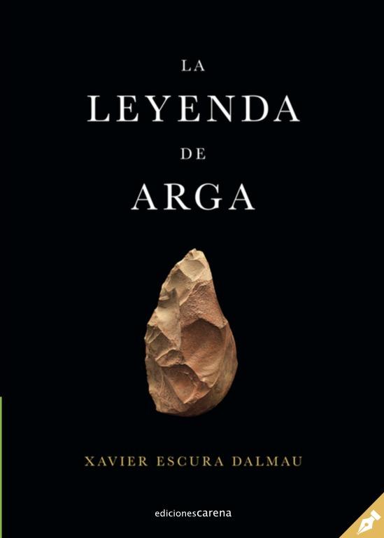 La leyenda de Arga: portada