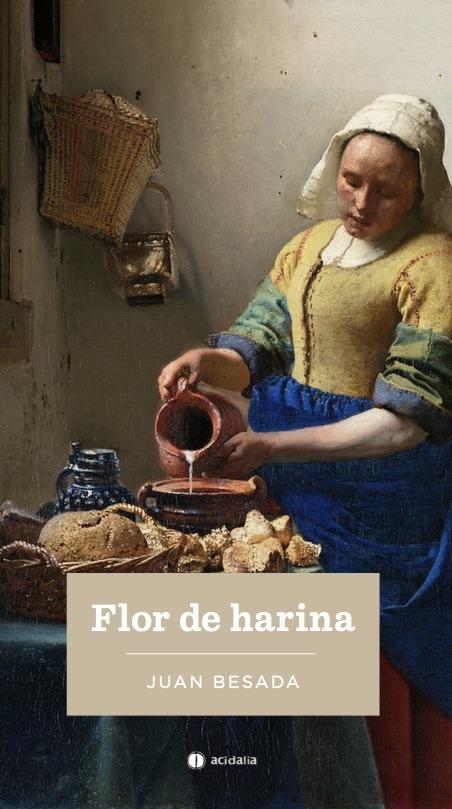 Flor de harina: portada