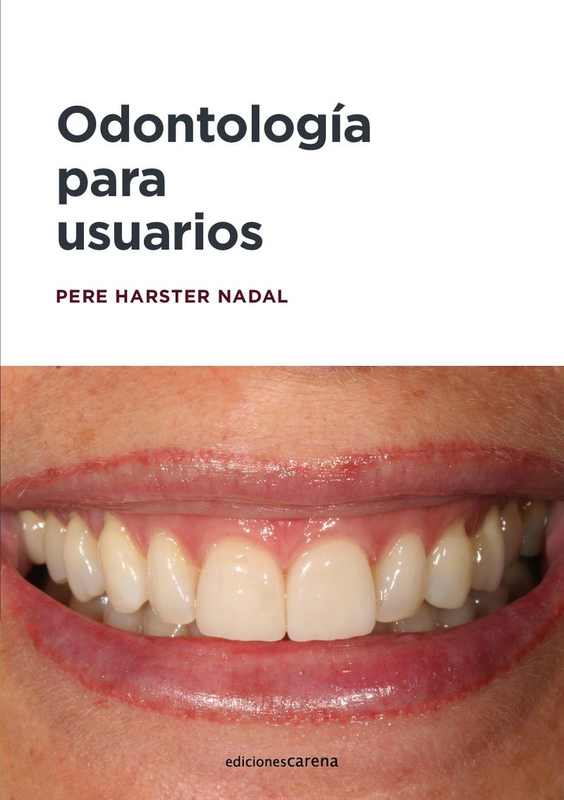 Odontología para usuarios: portada