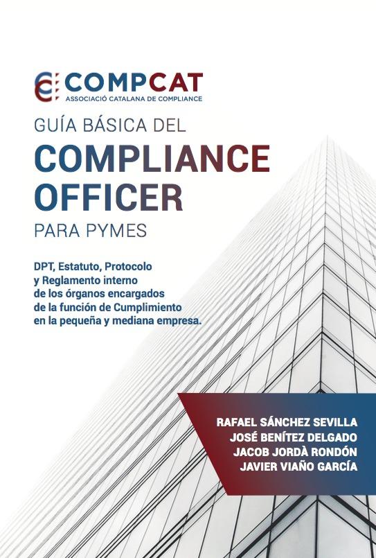 Guía básica del compliance officer para pymes: portada
