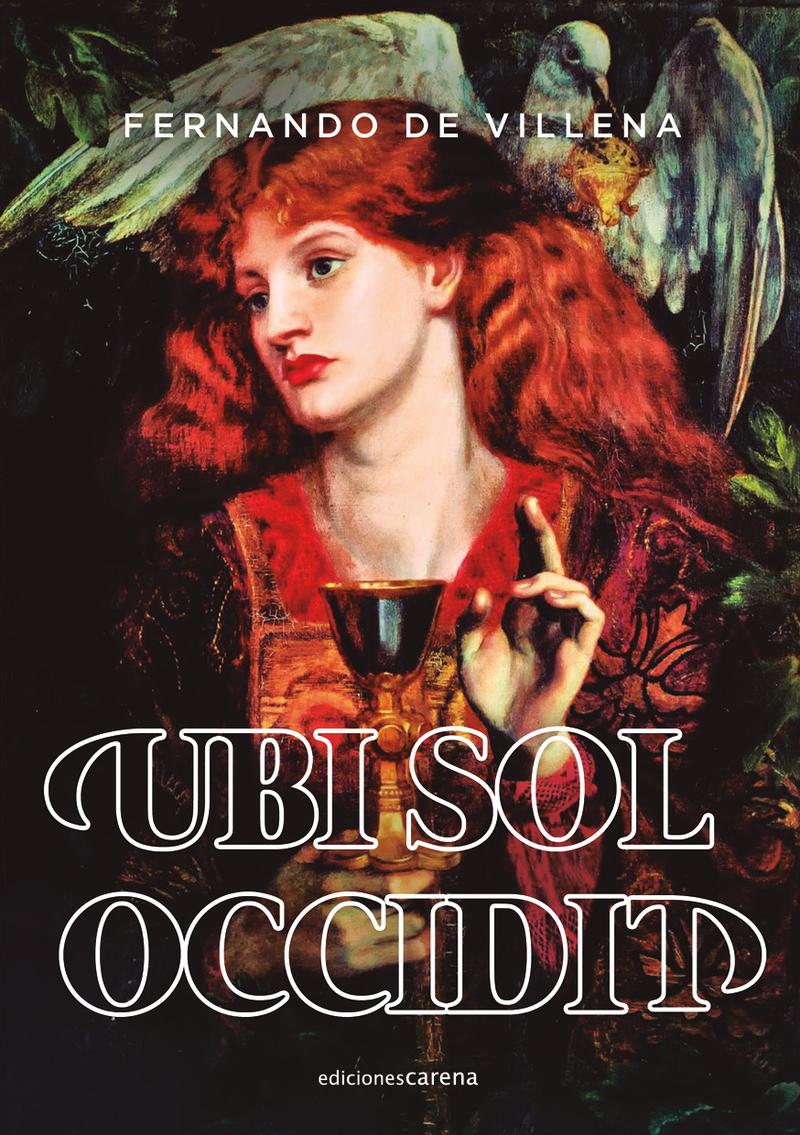 UBI SOL OCCIDIT: portada