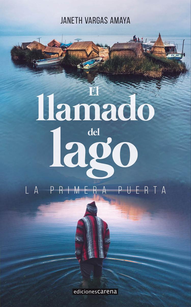 El llamado del lago: portada