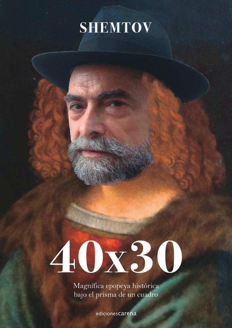 40x30: portada