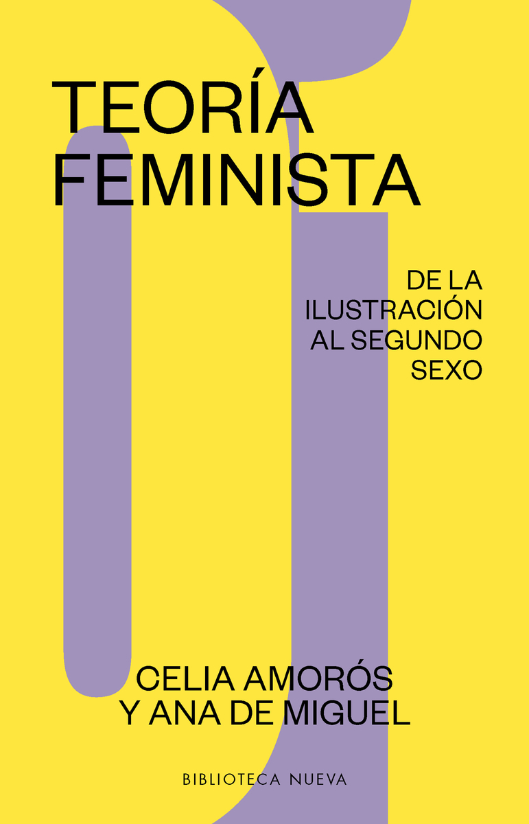 Teoría feminista 01 (NE): portada
