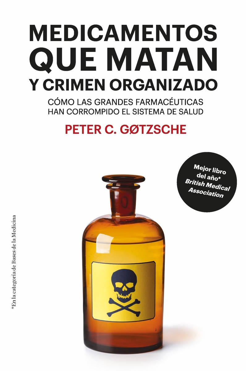 Medicamentos que matan y crimen organizado (NE): portada