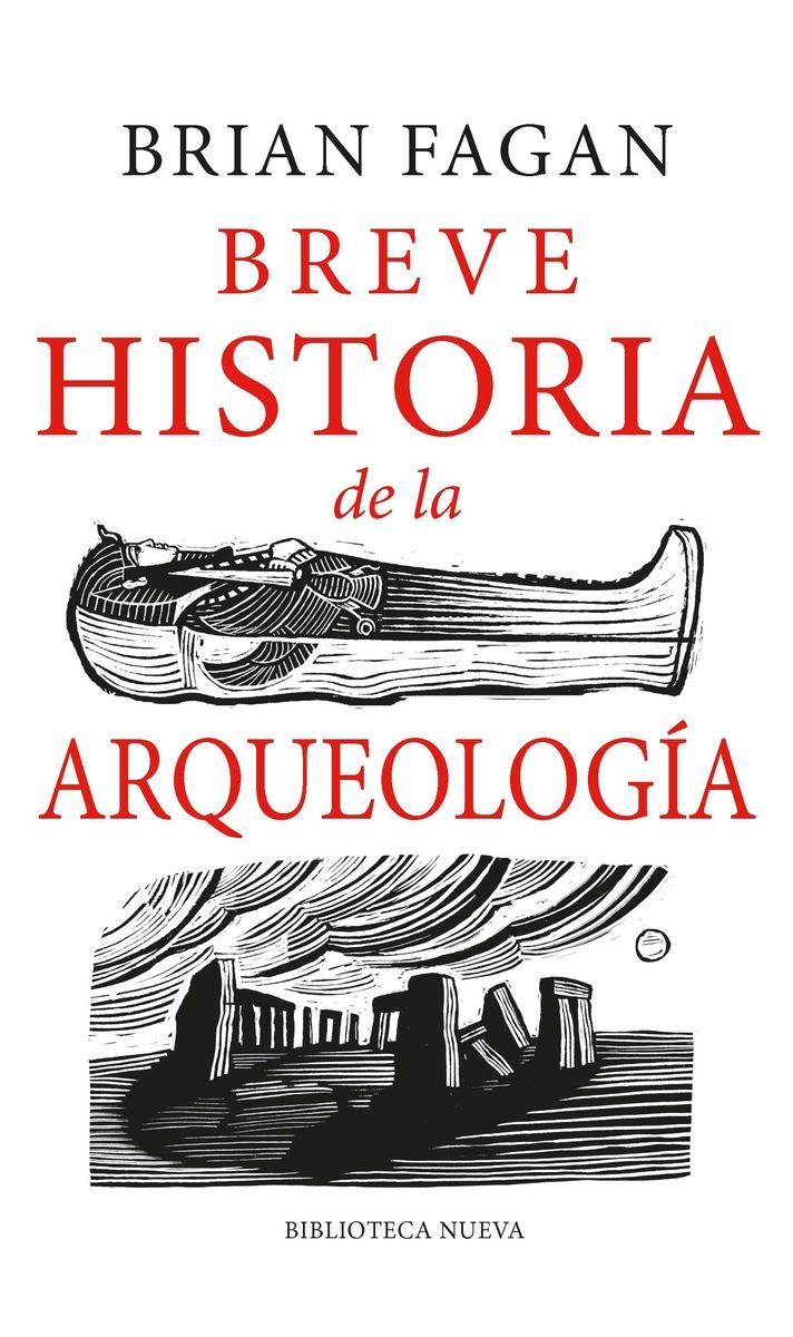 BREVE HISTORIA DE LA ARQUEOLOGíA: portada