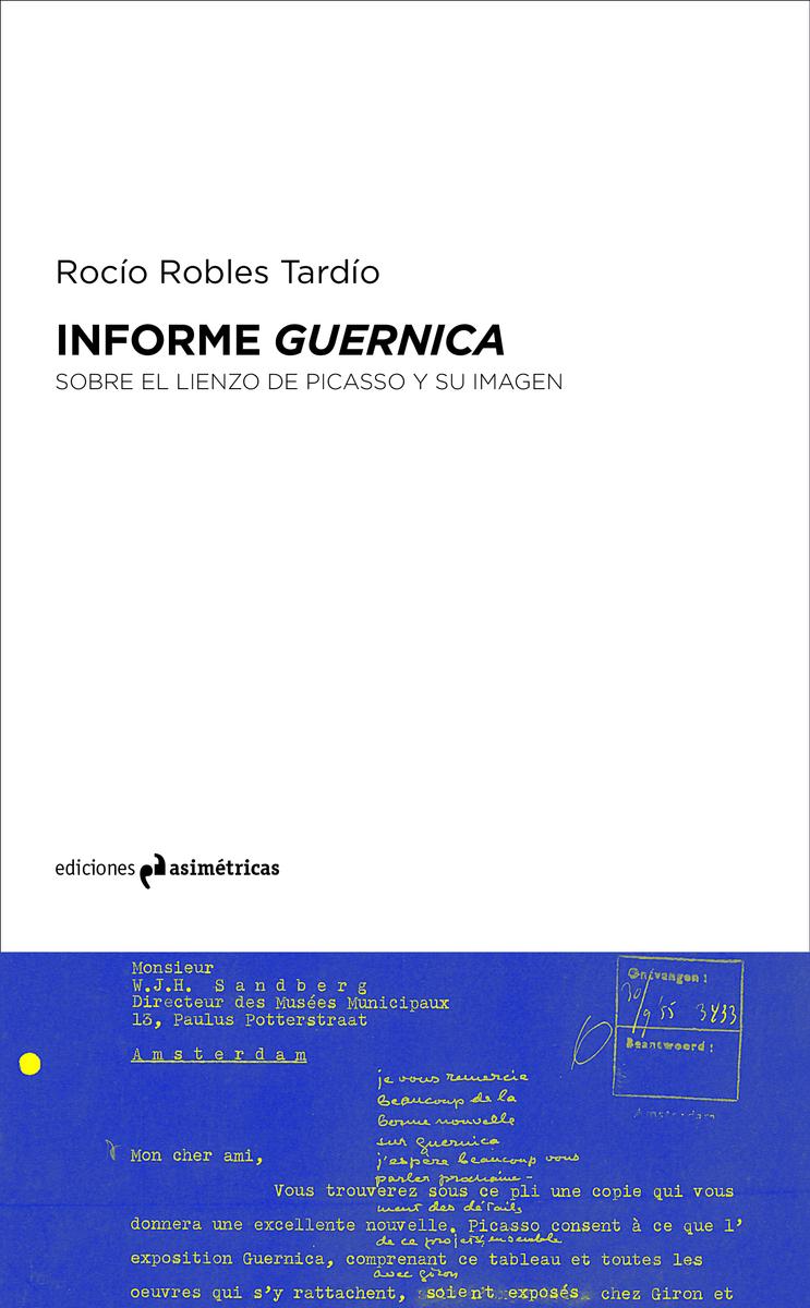 INFORME GUERNICA: portada