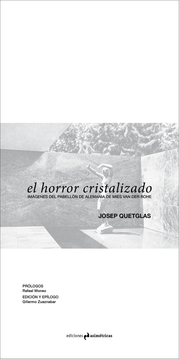 EL HORROR CRISTALIZADO: portada