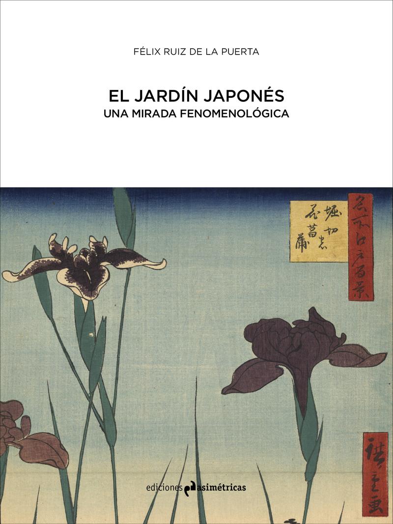 EL JARDÍN JAPONÉS: portada