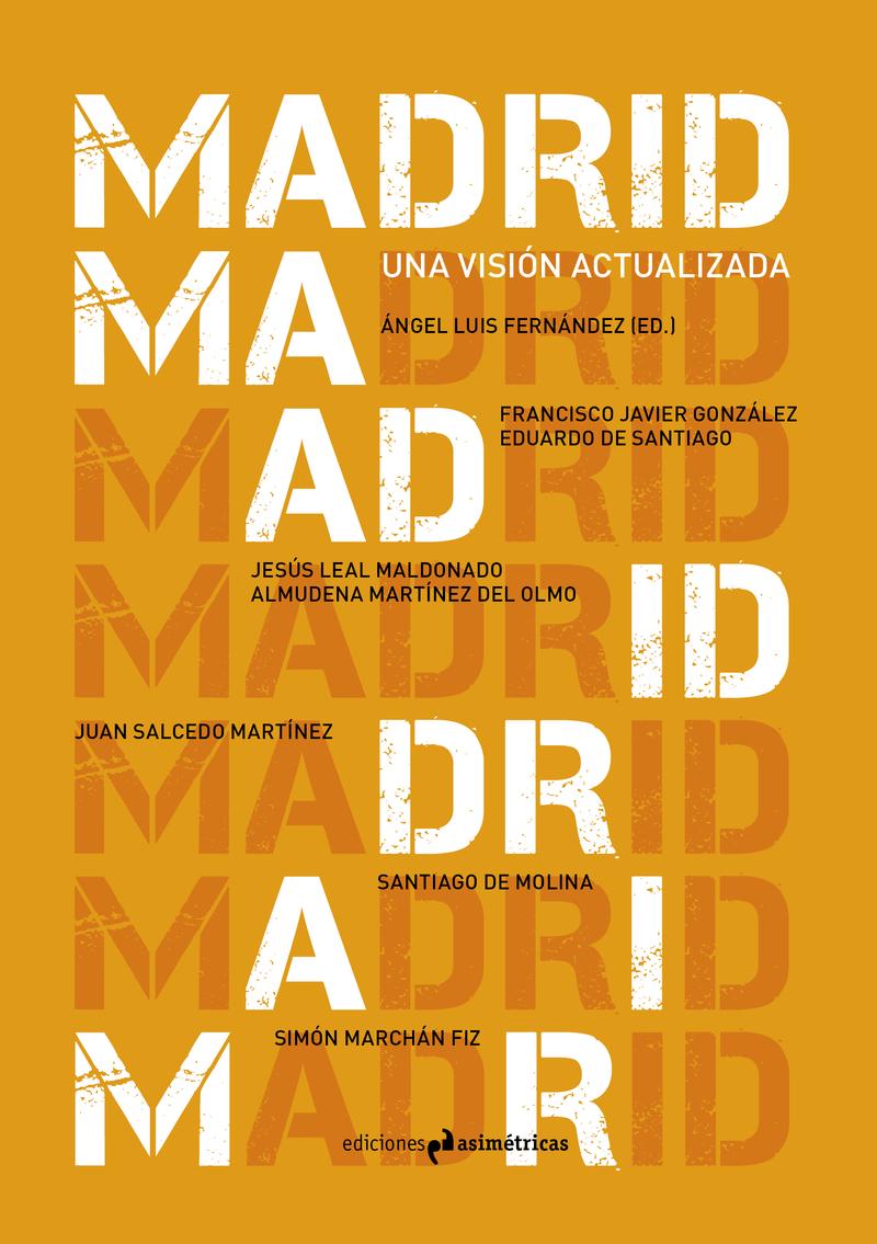 MADRID. UNA VISIÓN ACTUALIZADA: portada