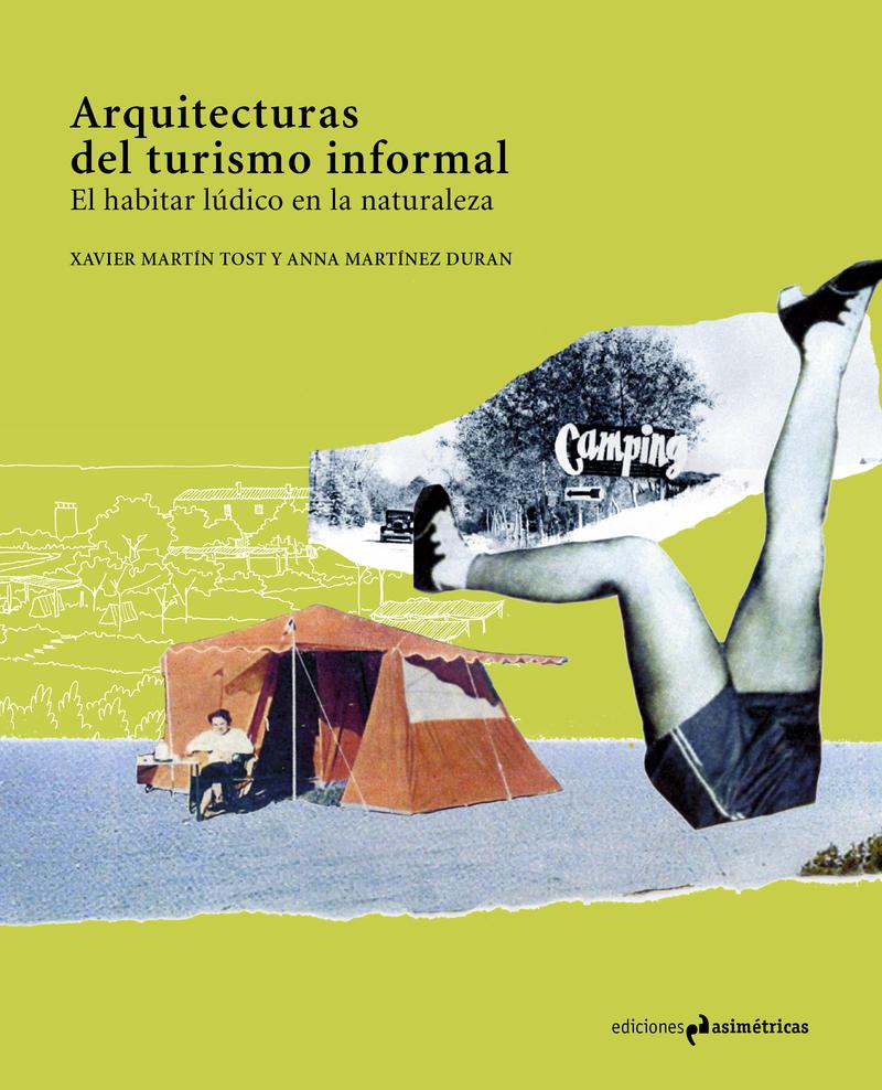 ARQUITECTURAS DEL TURISMO INFORMAL: portada