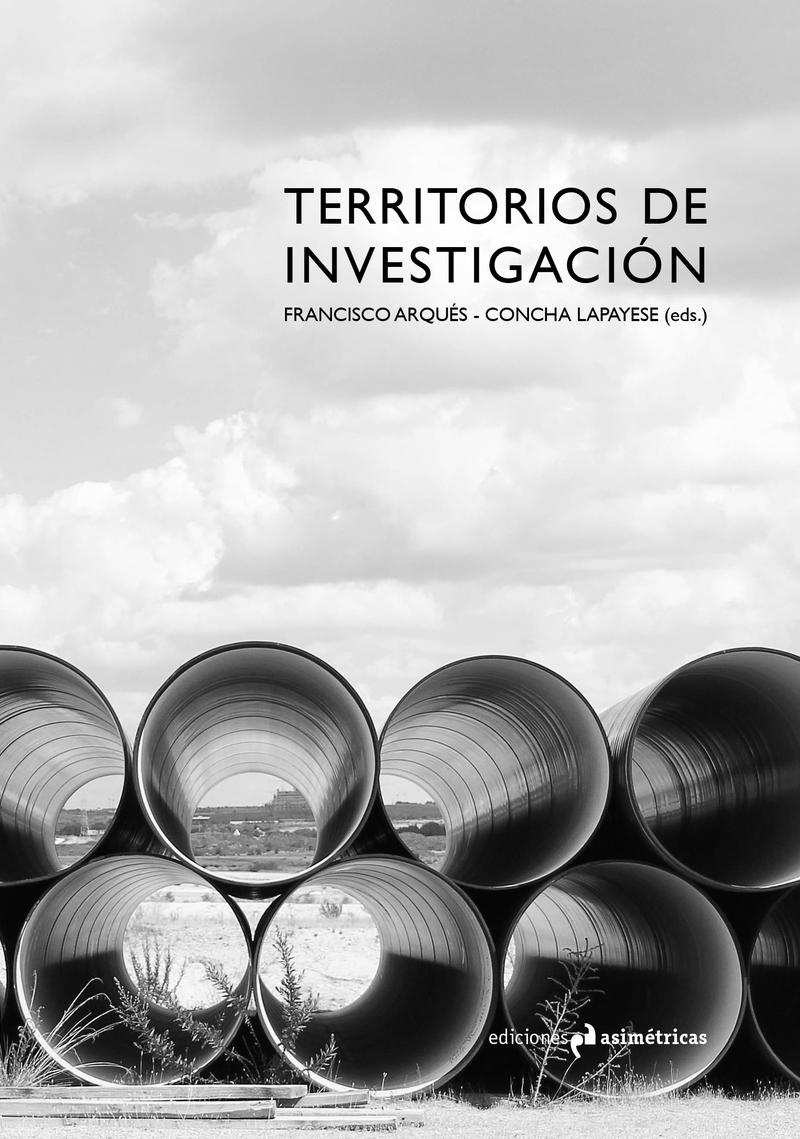 TERRITORIOS DE INVESTIGACIÓN: portada