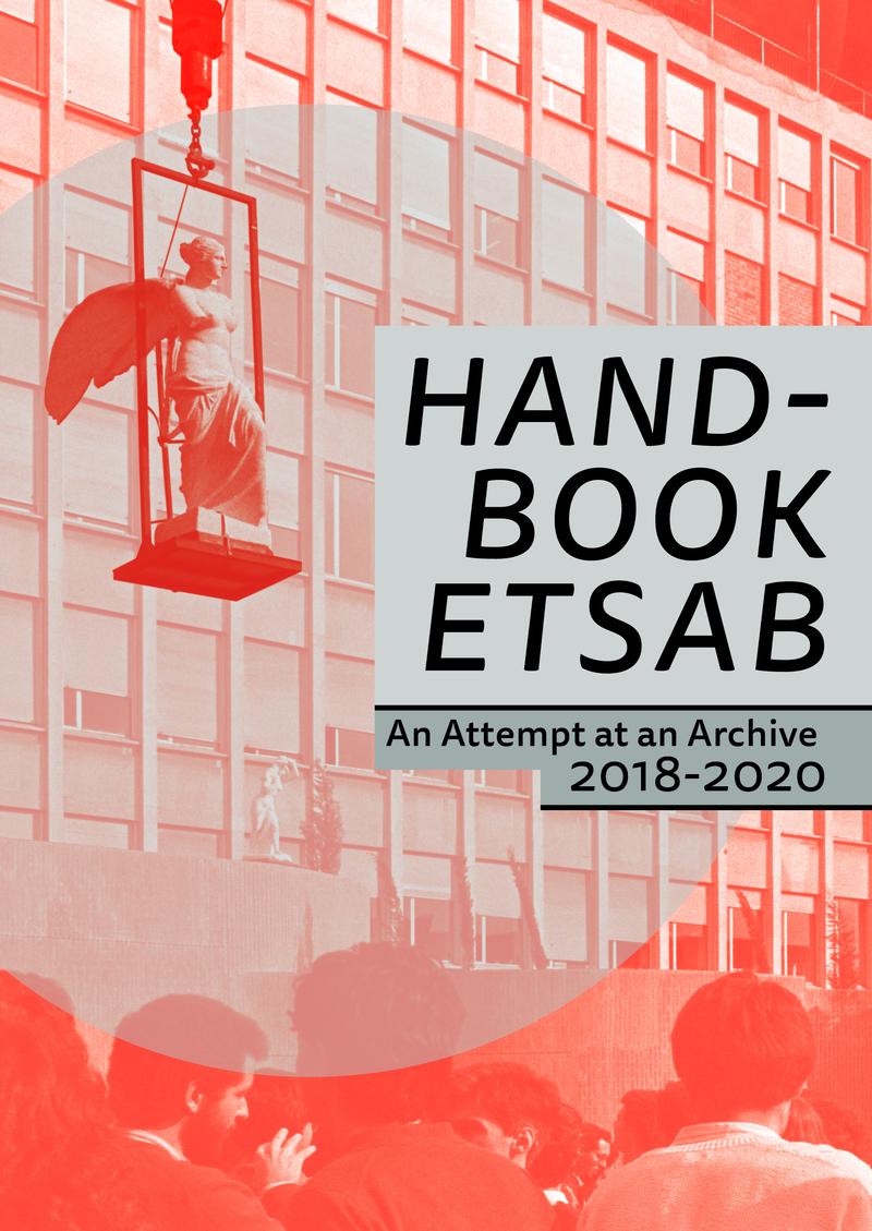 HANDBOOK ETSAB: portada