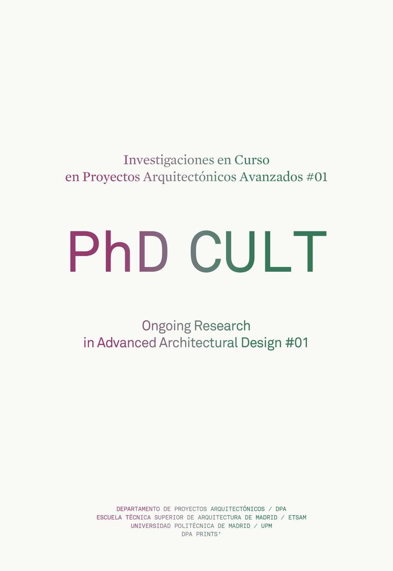 PHD CULT: portada