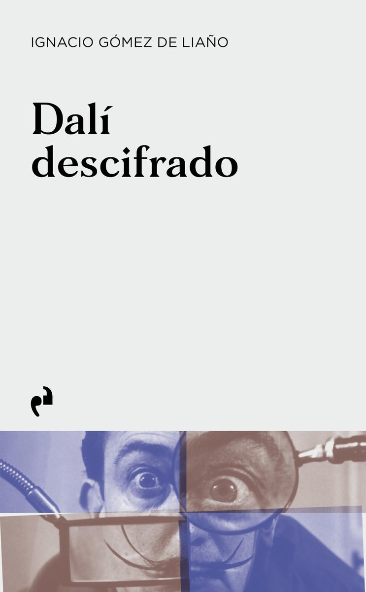 DALÍ DESCIFRADO: portada