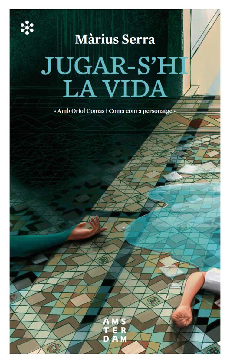 JUGAR-S'HI LA VIDA: portada