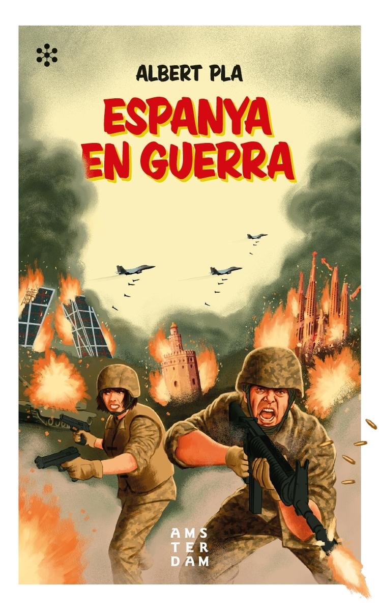 ESPANYA EN GUERRA: portada