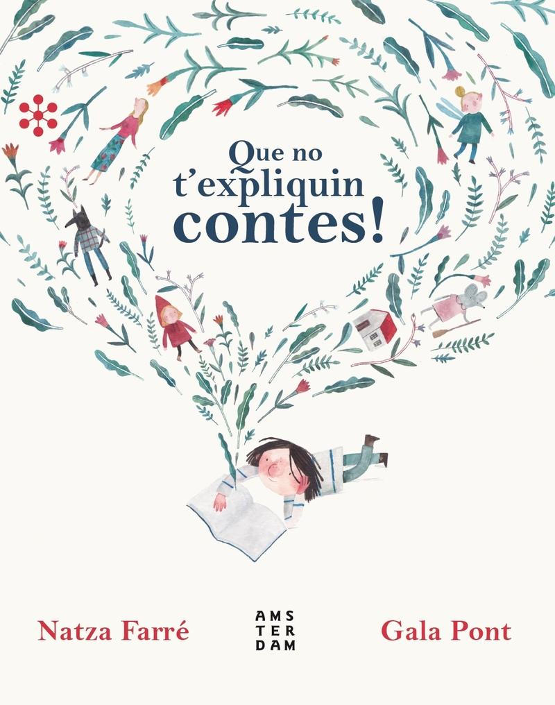 QUE NO T'EXPLIQUIN CONTES, 2a ed: portada