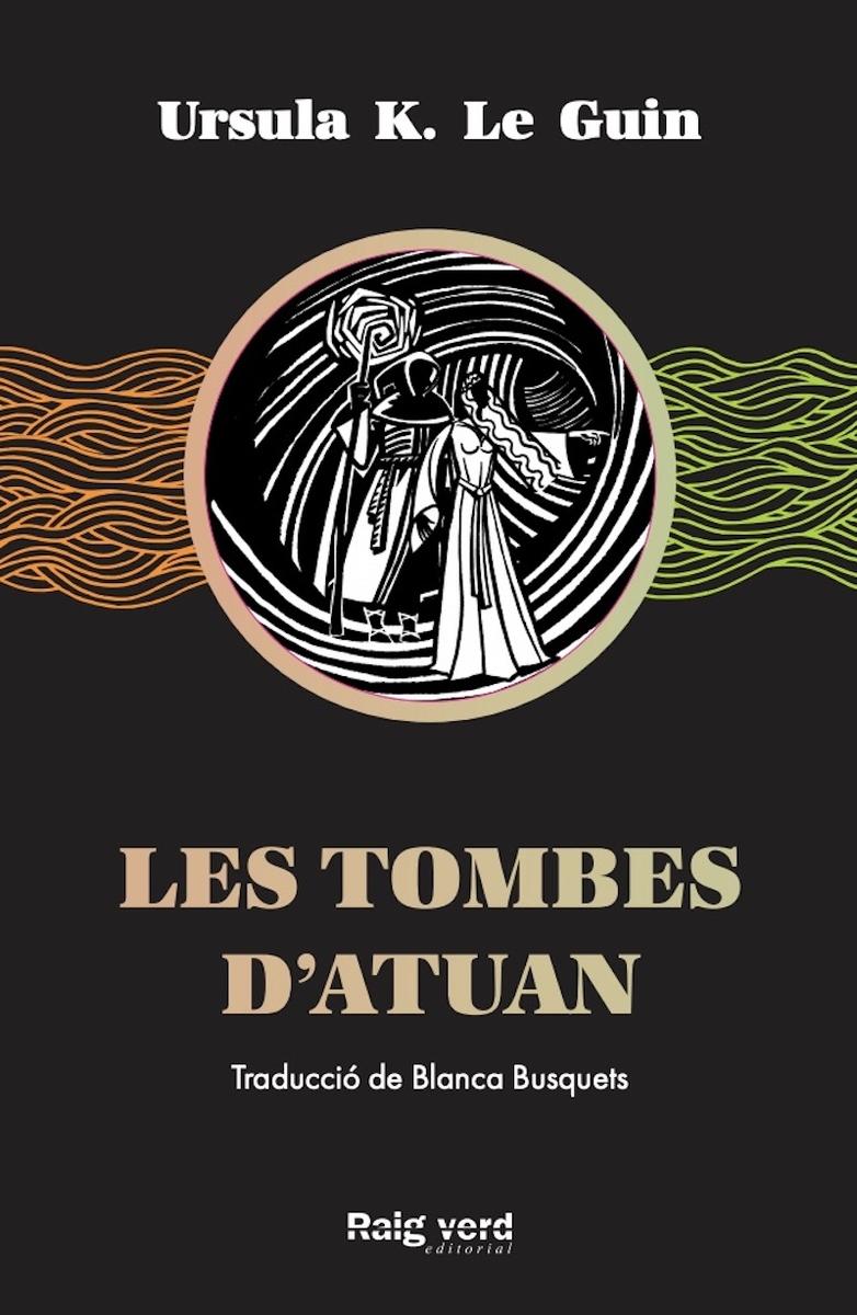 TOMBES D'ATUAN,LES - CAT: portada