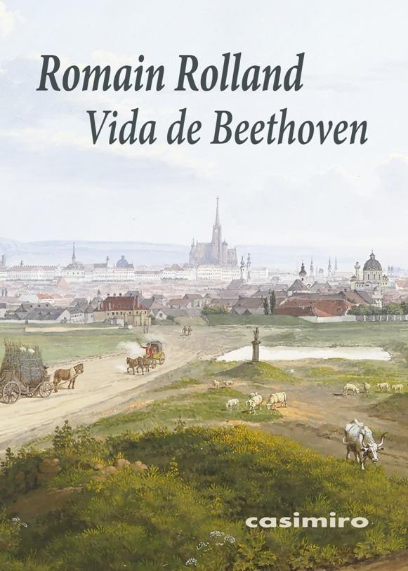 Vida de Beethoven 2ªED: portada