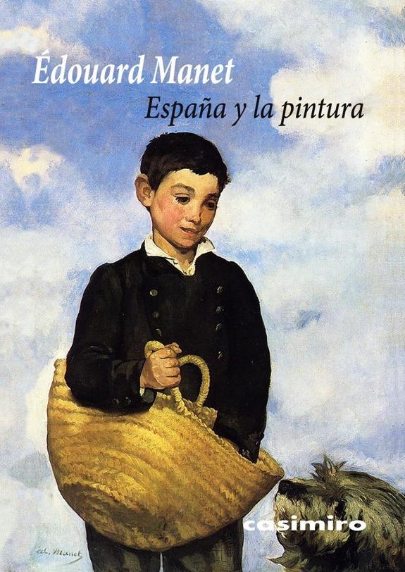 España y la pintura: portada