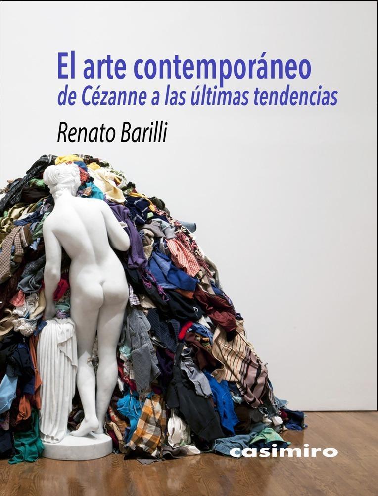 El arte contemporáneo: portada