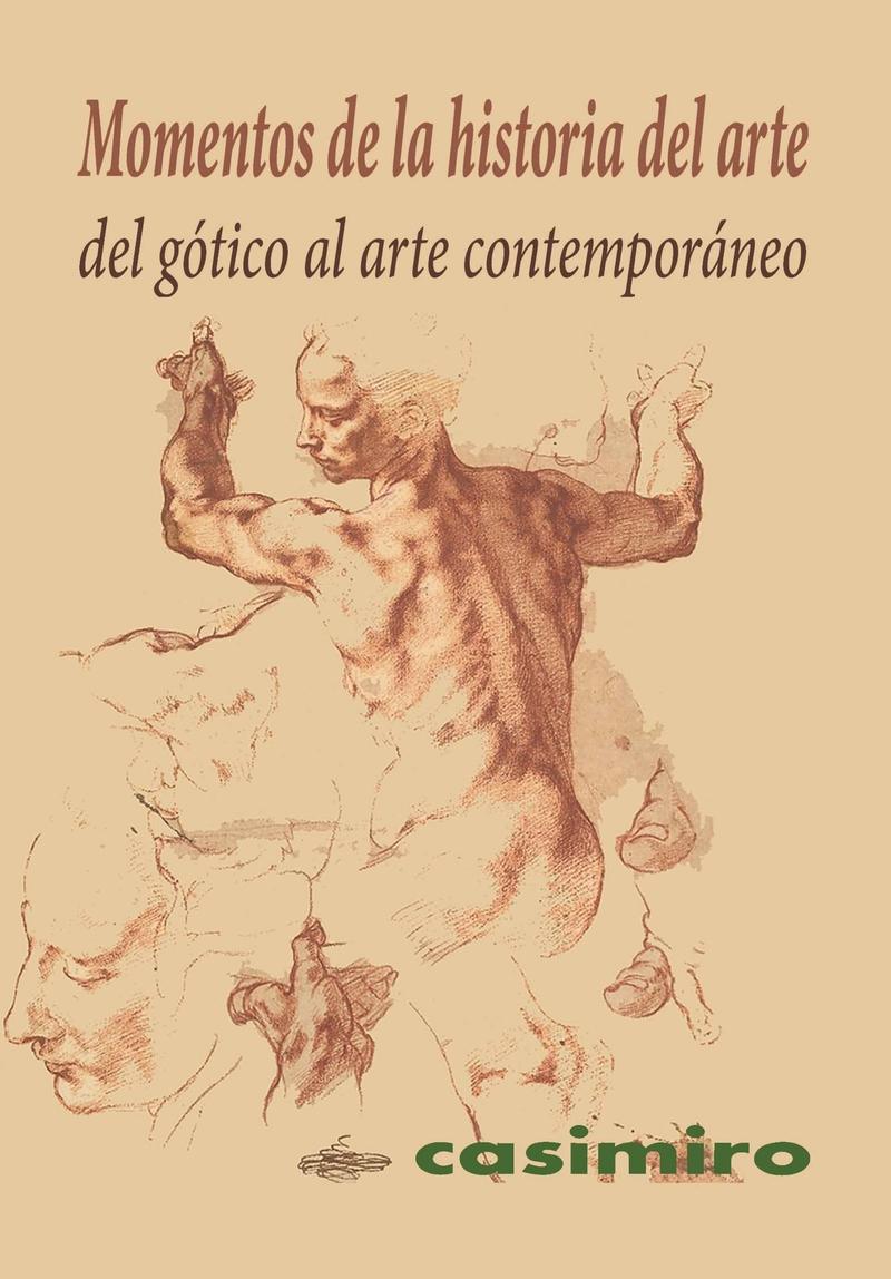 Momentos de la historia del arte: portada