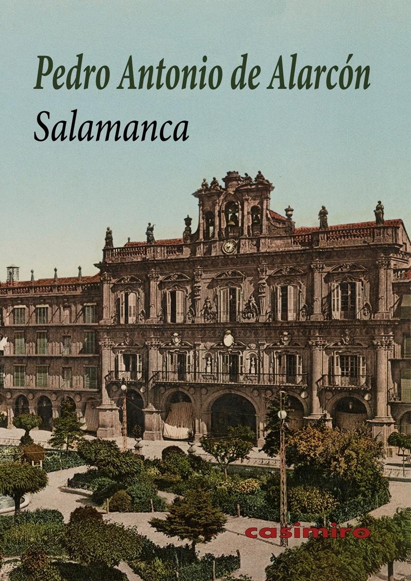 Salamanca: portada