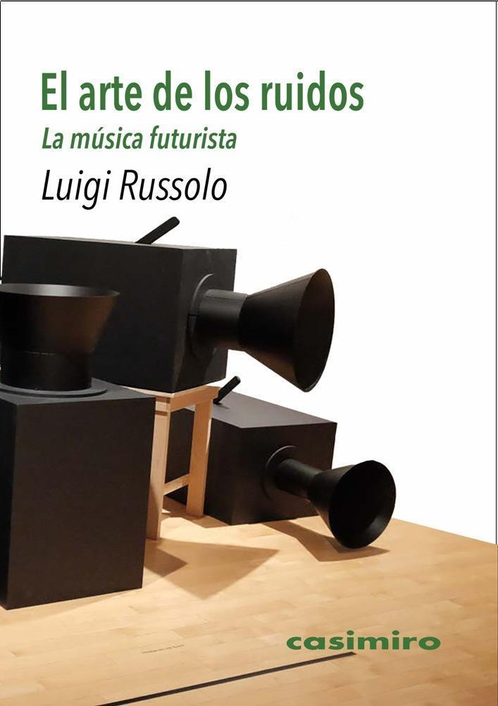 El arte de los ruidos: portada