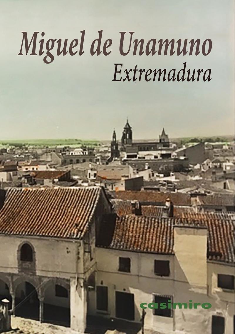 Extremadura: portada