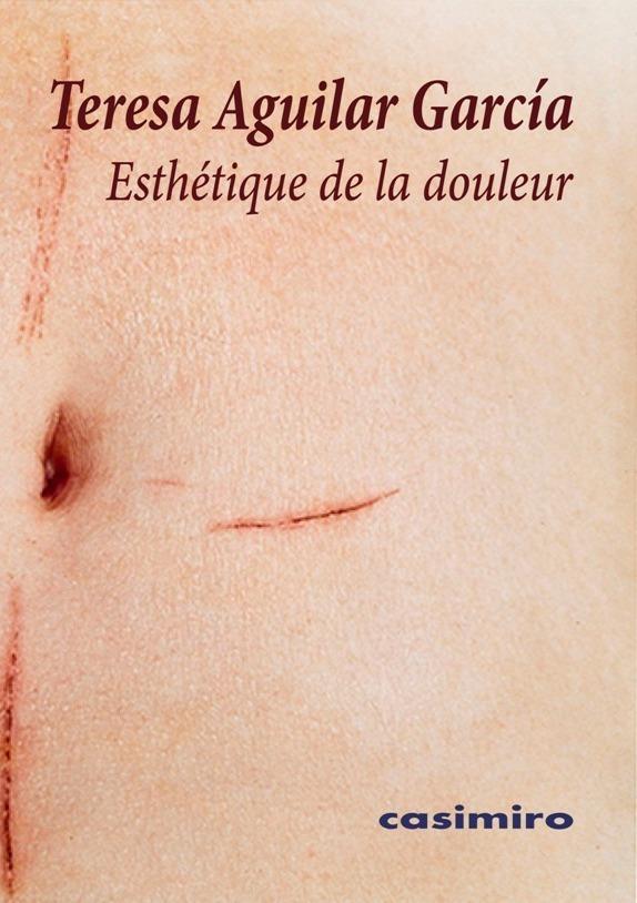 Esthétique de la douleur: portada