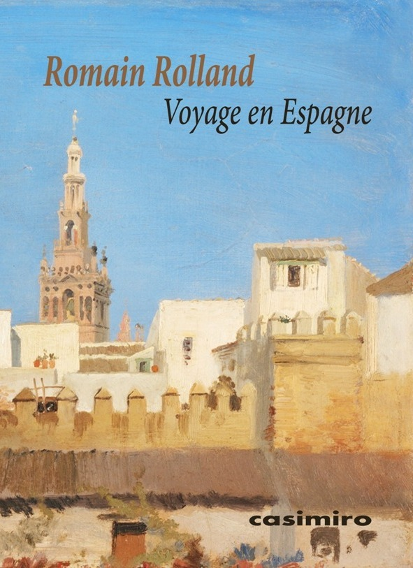 Voyage en Espagne: portada