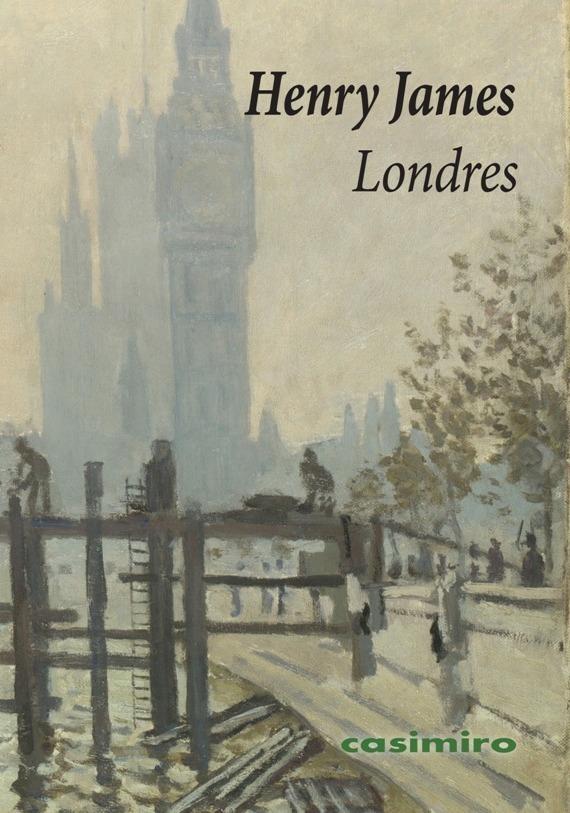 Londres (Texto en francés): portada