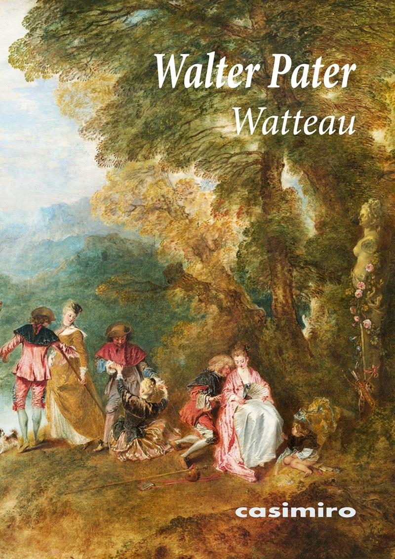 Watteau (texto en francés): portada