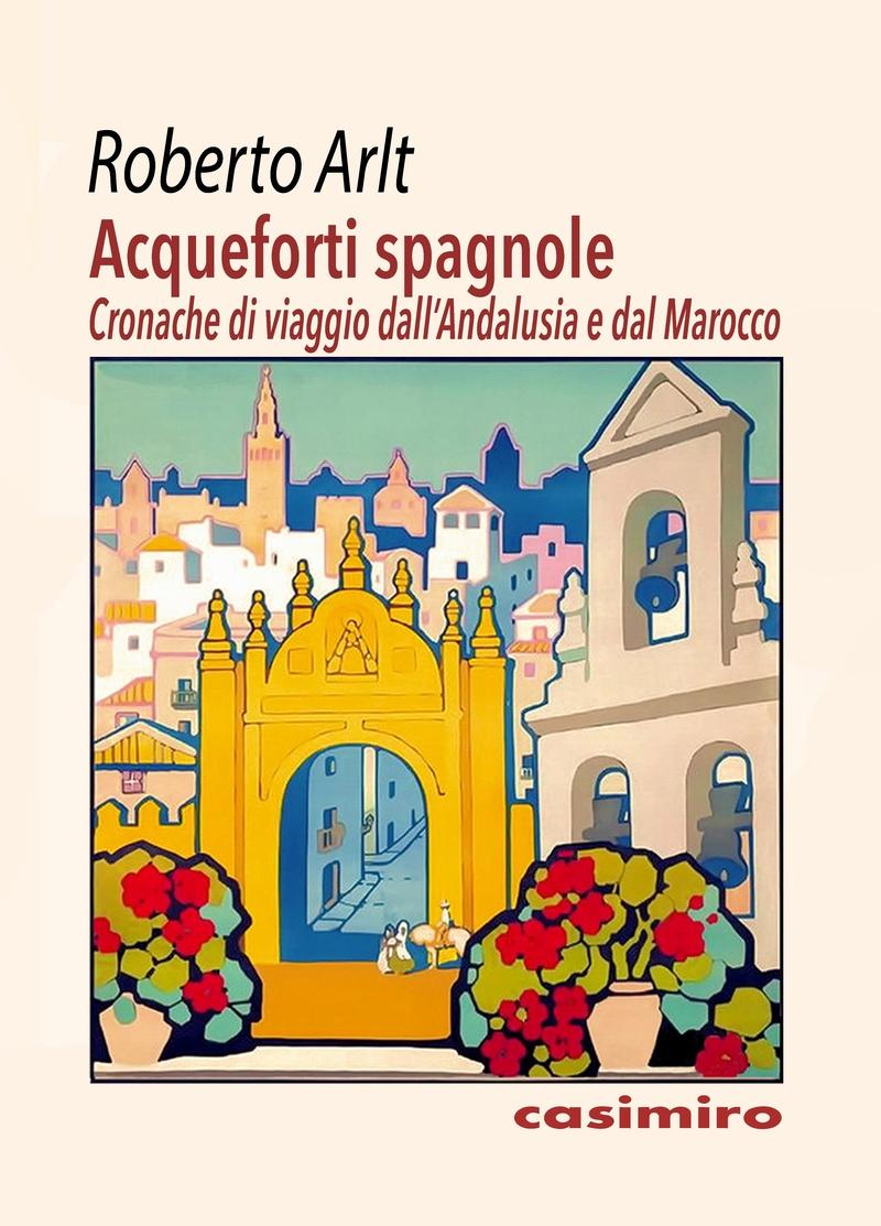 Acqueforti spagnole: portada