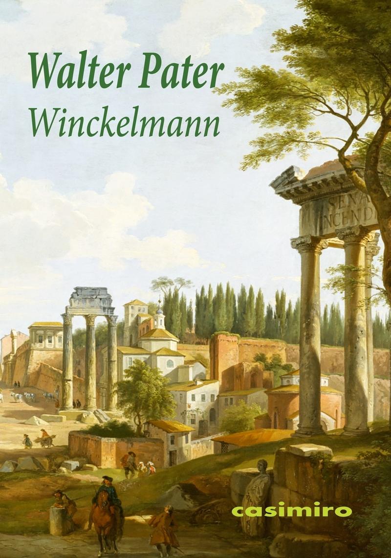 Winckelmann (texto en italiano): portada