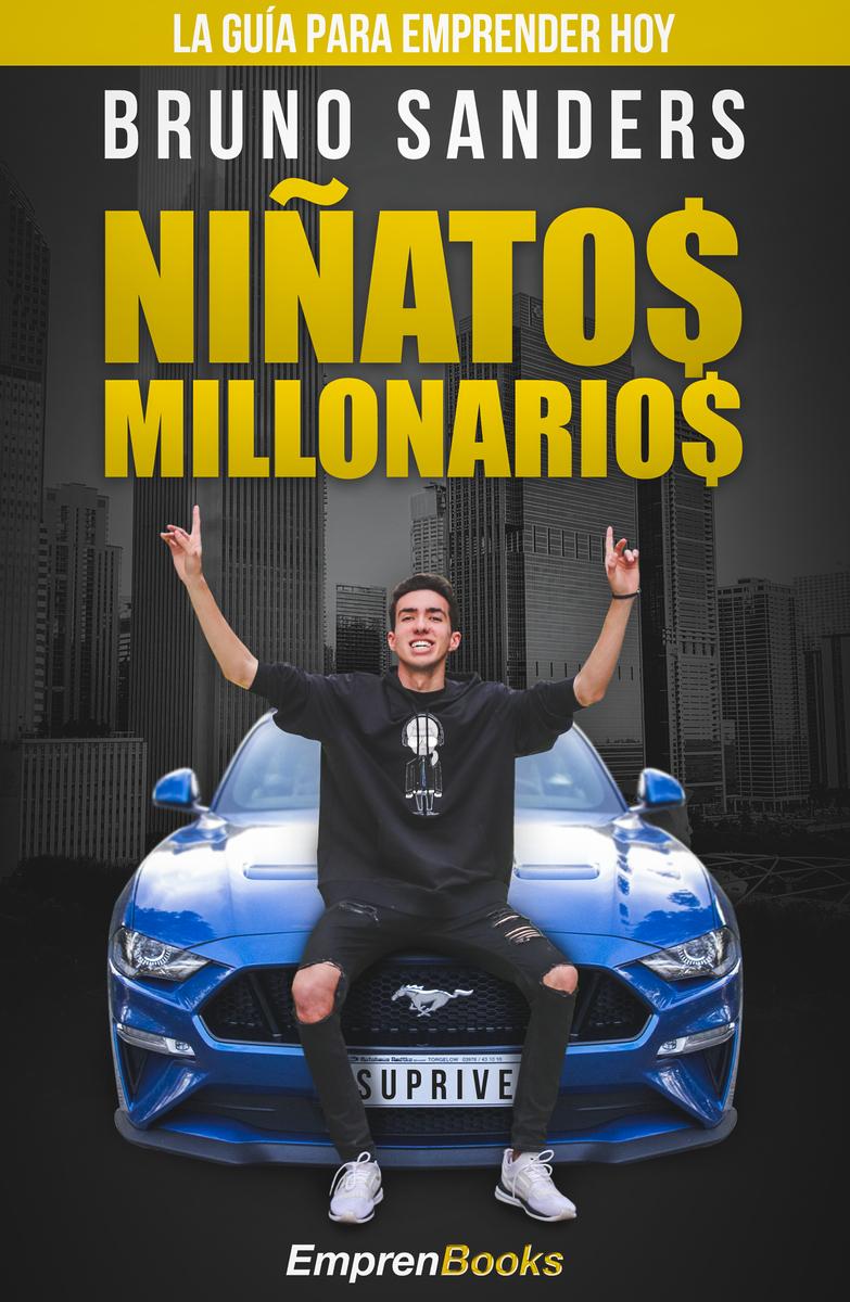NIÑATOS MILLONARIOS: portada
