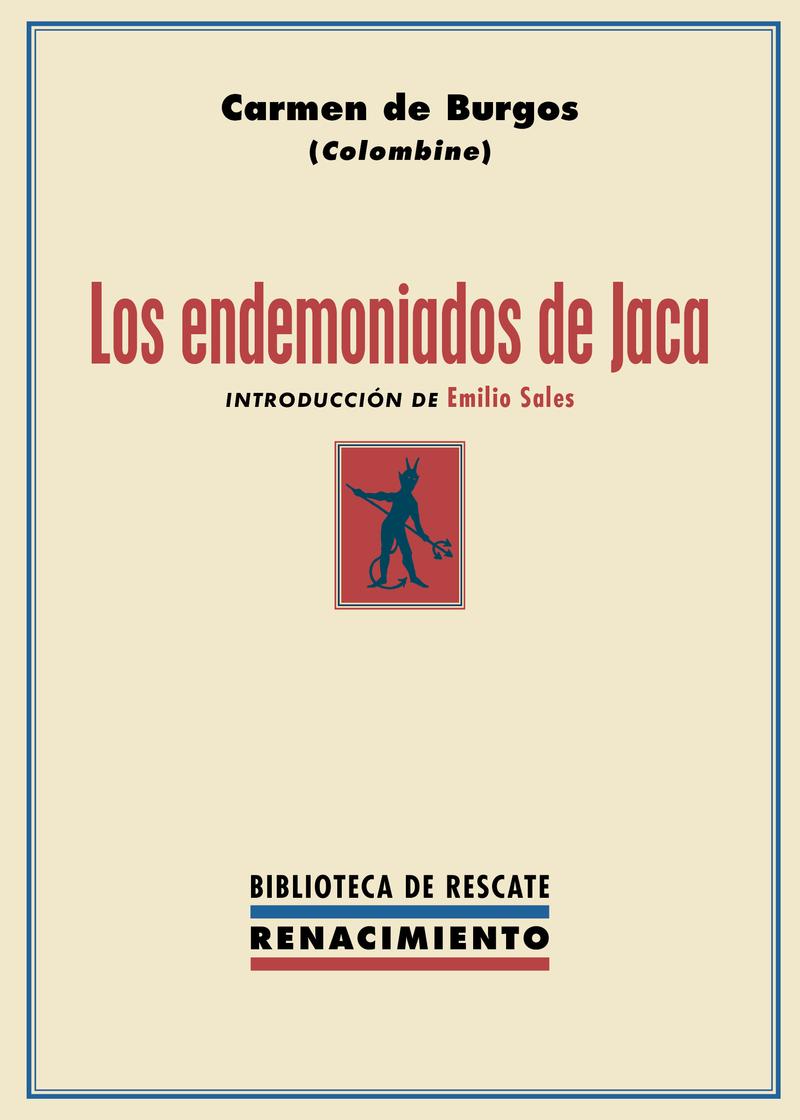 Los endemoniados de Jaca: portada