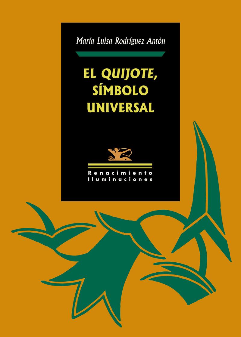 EL QUIJOTE, SíMBOLO UNIVERSAL: portada