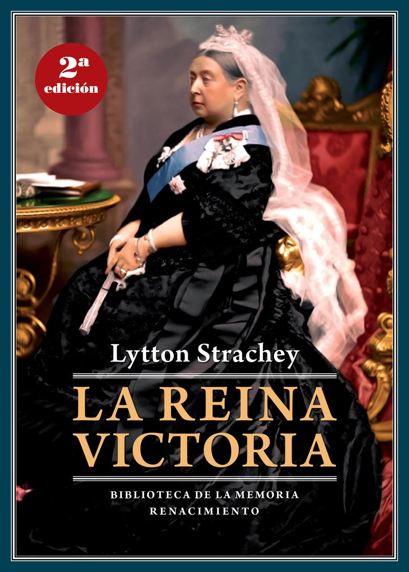 La reina Victoria: portada